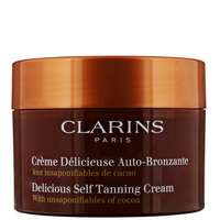 Clarins Self Tanning Delicious Self Tanning Cream With Unsaponiflables Of Cocoa 125ml / 4.5 oz.