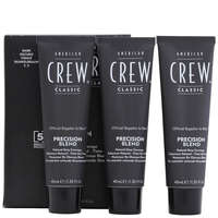 American Crew Precision Blend Mens Hair Dye 2/3 Dark 3x40ml