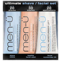 men-ü Shave / Facial Ultimate Shave / Facial Set 3 x 15ml