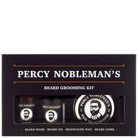 percy nobleman beard grooming kit gifts sets. Black Bedroom Furniture Sets. Home Design Ideas