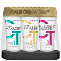 Image of California Tan Kits Tanning Kit 3 x 60ml