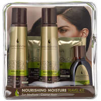Macadamia Professional Gift Sets Nourishing Moisture Shampoo 100ml, Nourishing Moisture Conditioner 100ml, Nourishing Moisture  Oil Treatment 30ml & Nourishing Moisture Mask 30ml