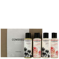 Cowshed Gifts and Sets The Fab Four Bath and Body Gift Set – Gorgeous Cow Bath and Shower Gel 100ml, Gorgeous Cow Body Lotion 100ml, Knackered Cow Bath and Shower Gel 100ml and Knackered Cow Body Lotion 100ml