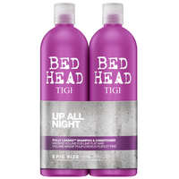 TIGI Bed Head Fully Loaded Massive Volume Tween Set: Shampoo 750ml & Conditioning Jelly 750ml