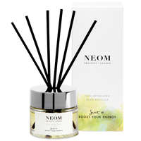 Neom Organics London Scent To Boost Your Energy Feel Refreshed Reed Diffuser 100ml