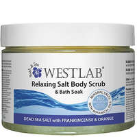 Westlab Scrubs & Soaks Relaxing Dead Sea Salt Scrub and Soak 500g