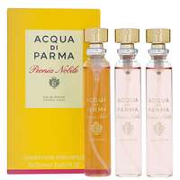 Acqua Di Parma Peonia Nobile Leather Purse Spray Refill 3 x 20ml
