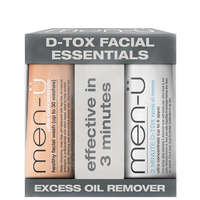 men-ü Gift Sets D-Tox Facial Essentials 2 x 15ml