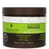 Macadamia Professional Care & Treatment Weightless Moisture Masque 222ml