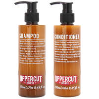 Uppercut Deluxe Duo Packs Shampoo 250ml & Conditioner 250ml