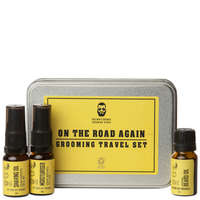Good Day Organics GDO Men's Organic Grooming 'On The Road Again' Travel Tin