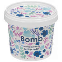 Bomb Cosmetics Bath Salts Meadow Fresh Bath Powder 260g