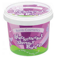 Bomb Cosmetics Cleansing Shower Butter  Blackcurrant 320g