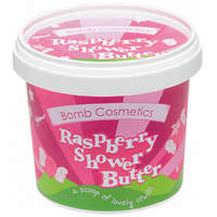 Bomb Cosmetics Cleansing Shower Butter  Raspberry 320g