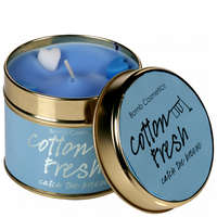 Bomb Cosmetics Tinned Candle Cotton Fresh