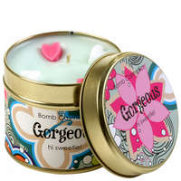 Bomb Cosmetics Tinned Candle Gorgeous
