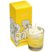 Bomb Cosmetics Piped Candle Lemon Drop