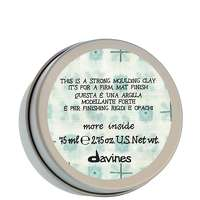 Click to view product details and reviews for Davines More Inside This Is A Strong Moulding Clay 75ml.