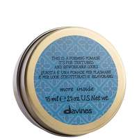 Click to view product details and reviews for Davines More Inside This Is A Forming Pomade 75ml.