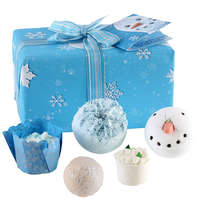 Bomb Cosmetics Christmas 2017 Let it Snow Gift Pack