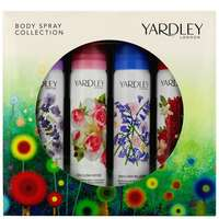 Yardley Gifts & Sets The Body Spray Collection