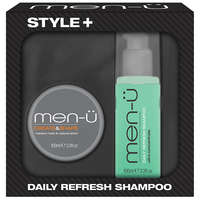 men-ü Gift Sets Style+ Create and Shape (Worth £23.40)