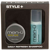 men-ü Gift Sets Style+ Define and Shine (Worth £23.40)