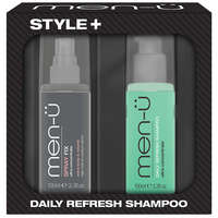 men-ü Gift Sets Style+ Spray Fix (Worth £24.40)
