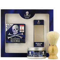 The Bluebeards Revenge Kits Shaving Cream 100ml & Doubloon Brush