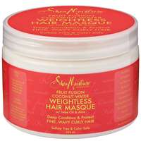 Shea Moisture Fruit Fusion Coconut Water Weightless Hair Masque 354ml