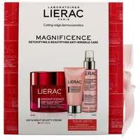 Lierac Magnificence Detoxifying & Beautifying Anti-wrinkle Care Set: For Dry Skin Types