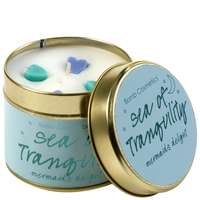 Bomb Cosmetics Tinned Candle Sea of Tranquility