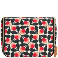 Orla Kiely Gifts & Sets  Sycamore Seed Large Hanging Wash Bag