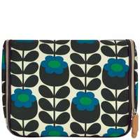 Orla Kiely Gifts & Sets  Primrose Jade Large Hanging Wash Bag