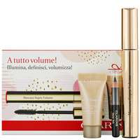 Clarins Gifts & Sets Supra Volume Black Mascara 8ml, Mini Khol Black 0.39g & Mini Instant Concealer 5ml