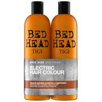 TIGI Bed Head Colour Goddess Tween Set: Shampoo 750ml & Conditioner 750ml