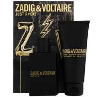 Compare retail prices of Zadig and Voltaire Just Rock! Eau de Toilette Spray 50ml Gift Set to get the best deal online