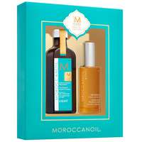 MOROCCANOIL Sets 10th Anniversary Set: Hair and Body Duo Light (worth GBP54.85)