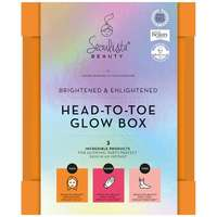 Seoulista Beauty Gifts & Sets Head To Toe Glow Box: Brightened & Enlightened