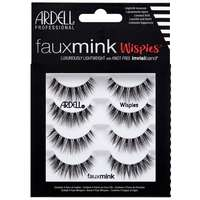 Ardell Multipack Faux Mink Wispies Pack of 4 Pairs