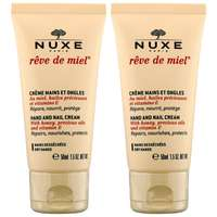 Nuxe Reve de Miel Hand and Nail Cream Duo 2 x 50ml