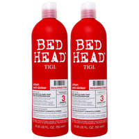 TIGI Bed Head Urban Antidotes Resurrection Tween Set: Shampoo 750ml & Conditioner 750ml
