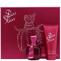 Nina Ricci Ricci Ricci Eau de Parfum Spray 50ml & Audacious Body Lotion 100ml