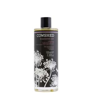 Cowshed Bath & Body Oils Knackered Cow Relaxing Bath & Body Oil 100ml