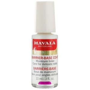 Mavala Nail Care Barrier Base Coat 10ml