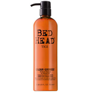 TIGI Bed Head Colour Goddess Oil Infused Shampoo 750ml