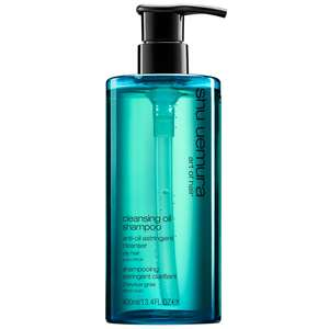 Shu Uemura Art of Hair Cleansing Oil Anti-Oil Astringent Cleansing Shampoo 400ml
