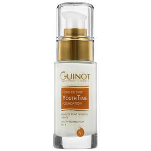 Guinot Facial Rejuvenating Fond De Teint Soin Youth Time Foundation No.1 Fair Skin with Rosy Undertones 30ml