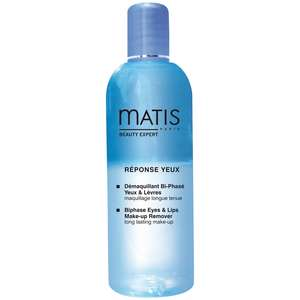Matis Paris Reponse Yeux Bi-Phase Eyes & Lips Make-up Remover 150ml