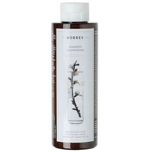 Korres Haircare Almond and Linseed Shampoo for Dry Hair 250ml